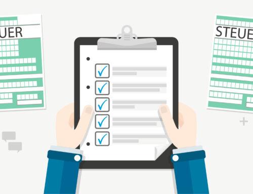 Vorsteuervergütungsverfahren: Anträge bis 30.9.2020 stellen